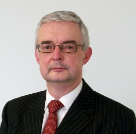 Mark Boden will step down from his role on 31 January.