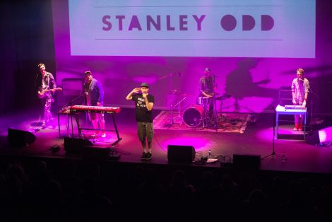 Hip-hop band Stanley Odd.