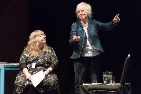 Mary Blance travelled with Mairi Hedderwick to uncover the inspiration behind her illustrated book for grown ups. Photo: Steven Johnson