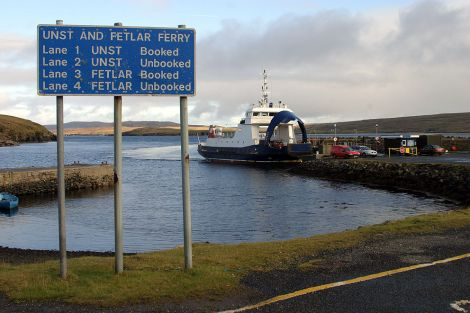 Council leader Cecil Smith hopes the SIC can secure a better funding package for inter-island ferries from Scottish finance minister Derek Mackay.