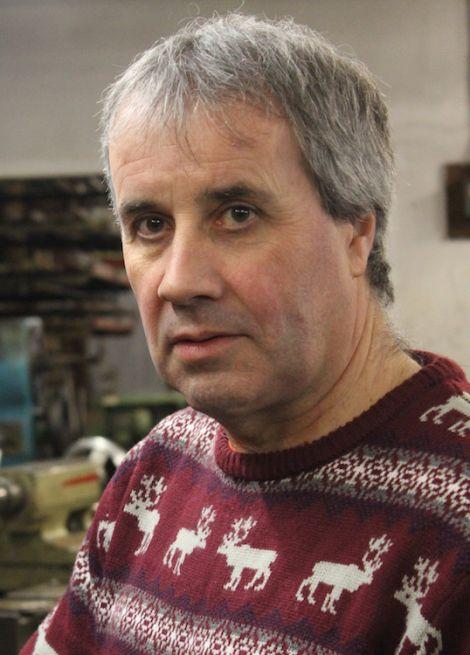 SSMO chairman Ian Walterson.