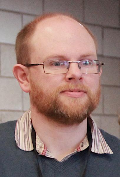 Interim SIC leader Steven Coutts. Photo: Hans J Marter/Shetland News