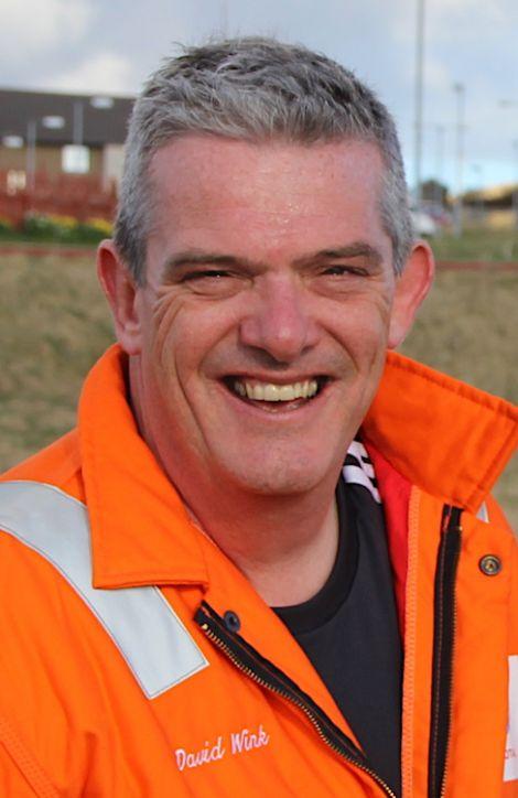 Gas plant manager Dave Winks. Photo: Hans J Marter/Shetland News