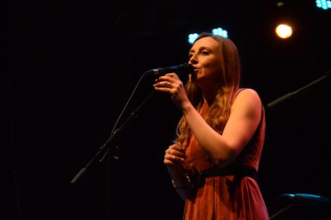 Siobhan Miller 'makes traditional folk music sound incredibly fresh '. All photos: Zdenka Mlynarikova