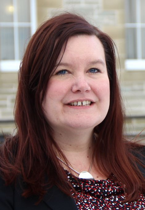 SIC chief executive Maggie Sandison. Photo: Shetland News