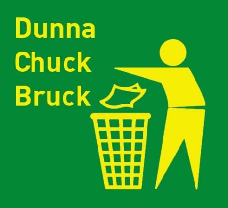 The Dunna Chuck Bruck logo has been a well known sight throughout the isles for years.