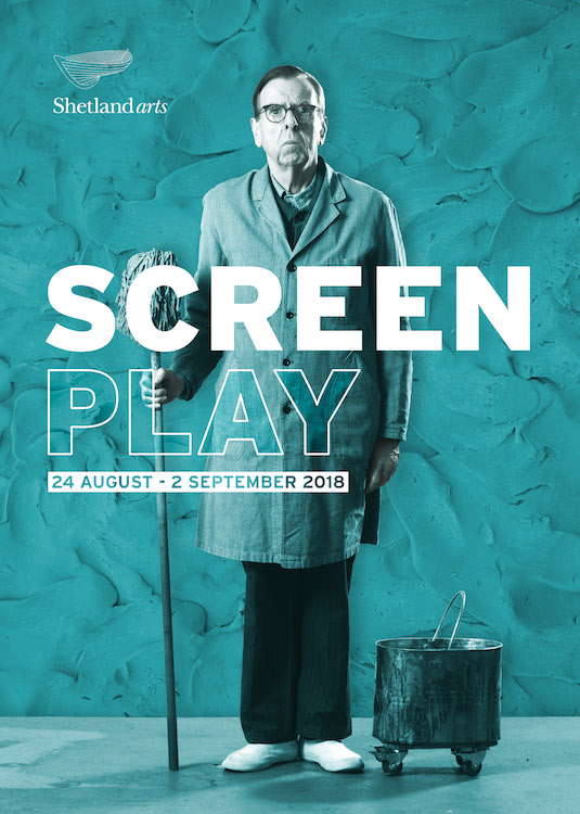 Screenplay: 'immerse yourself in cinema'