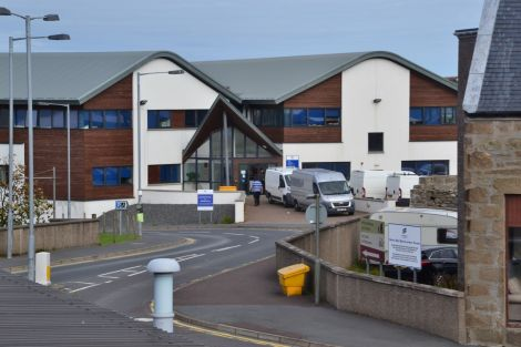 The SIC headquarters at 8 North Ness is part of the SLAP portfolio the council seeks to buy back from Shetland Charitable Trust. Photo: Shetland News