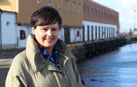 Seafood Shetland chief executive Ruth Henderson. Photo: Shetland News
